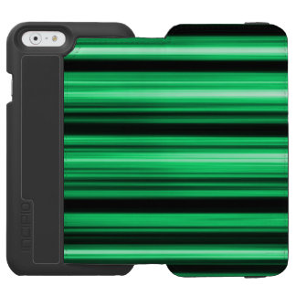 Green Abstract iPhone 6/6s Wallet Case