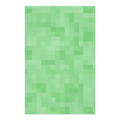 Green Abstract Pattern. flyer