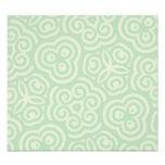 Green  Abstract Pattern Photo Print
