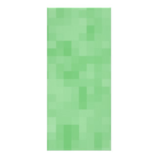 Green Abstract Pattern. Rack Cards