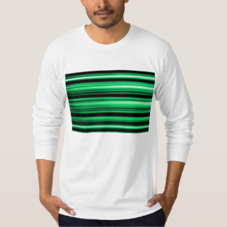 Green Abstract T-Shirt