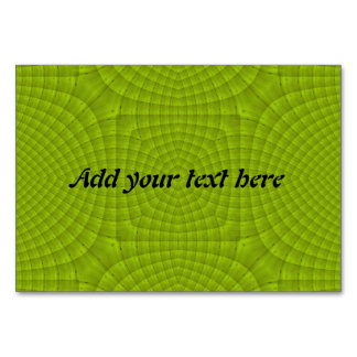Green abstract wood pattern card