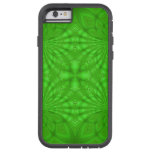 Green Abstract wood Pattern iPhone 6 Case