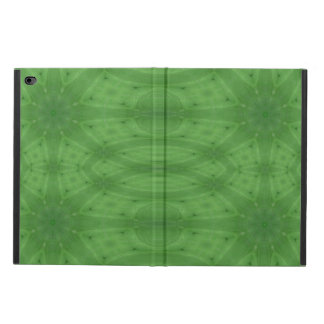 Green abstract wood powis iPad air 2 case
