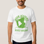 Green Academy Recycle T Shirt