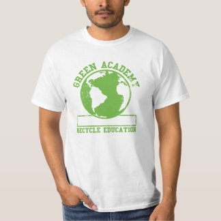 Green Academy Recycle T-Shirt