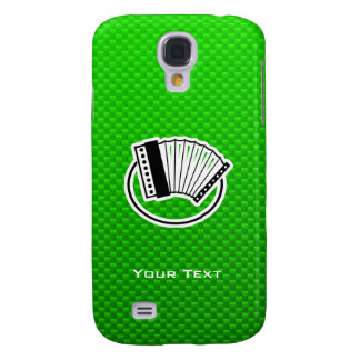 Green Accordion HTC Vivid Case