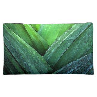 Green Addiction Cosmetic Bag