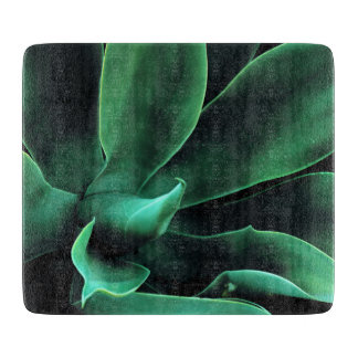 Green Agave Attenuata Cutting Board