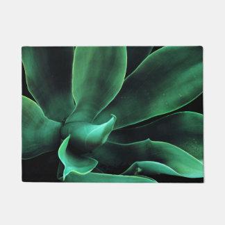 Green Agave Attenuata Doormat