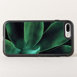 Green Agave Attenuata OtterBox Symmetry iPhone 8 Plus/7 Plus Case