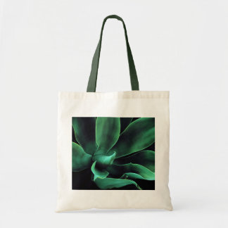 Green Agave Attenuata Tote Bag