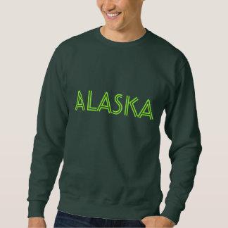 Green Alaska Sweatshirt