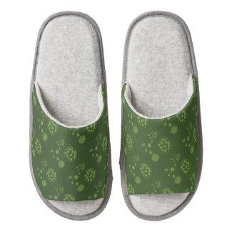 Green Algae Pandorina Pattern
