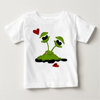 Green Alien Baby T-Shirt
