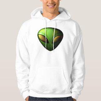 Green Alien Hoodie