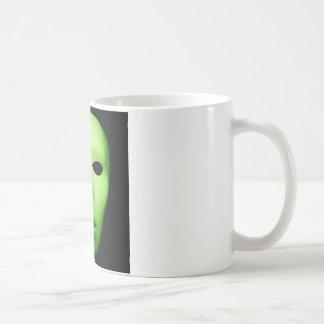 Green Alien Man.jpg Coffee Mug