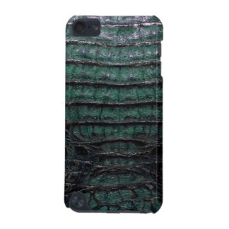 Green Alligator Skin iPod 4 Touch Speck Case