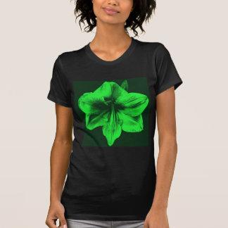 Green Amaryllis T-Shirt