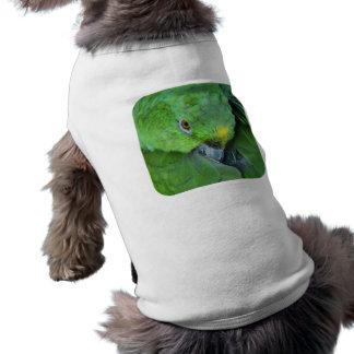 Green Amazon Parrot Tee