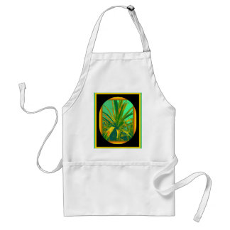 Green American Agave cacti Gifts by Sharles Aprons