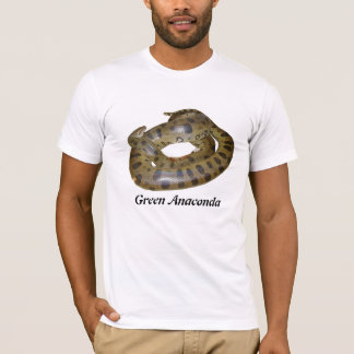 Green Anaconda American Apparel T T-Shirt
