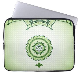 Green Anahata, 4th Chakra Sleeve