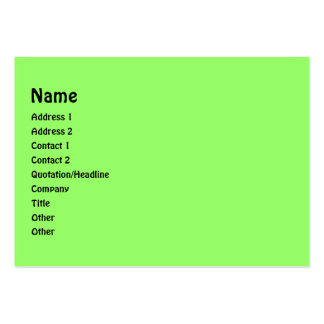 green and black circles photo frame business card templates