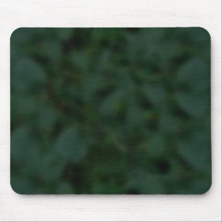 Green and Black Mottled Mousepads