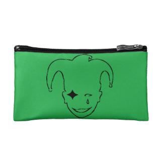 Green And Black MTJ Makeup Bag
