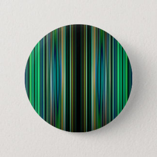 Green and black striped pattern button
