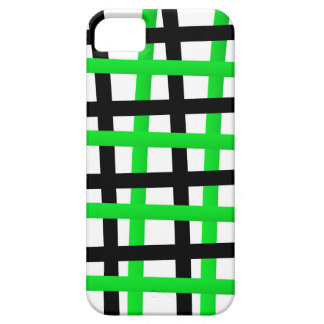 Green and Black Wrap Around iPhone SE/5/5s Case