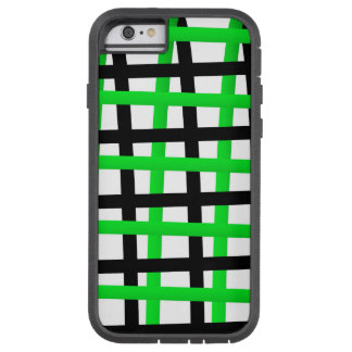 Green and Black Wrap Around Tough Xtreme iPhone 6 Case
