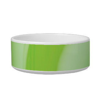 Green and Blue Abstract Design Bowl