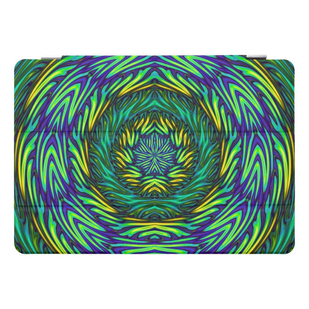 Green and Blue Mandala Pattern 10.5 iPad Pro Case