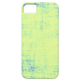 Green and Blue scratched iPhone 5 Covers