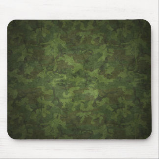 green and brown camouflage pattern mousepads