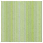 [ Thumbnail: Green and Grey Lines Fabric ]