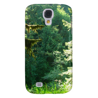 Green and Lush Galaxy S4 Cover