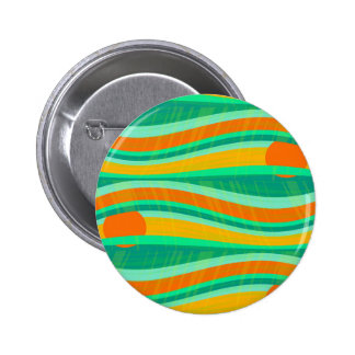Green and orange button
