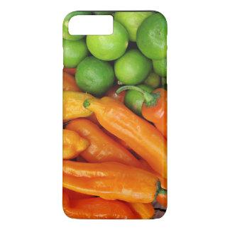 Green And Orange iPhone 7 Plus Case