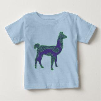 Green and Purple Llama Shirt