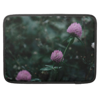 Green and Purple MacBook Pro Sleeve