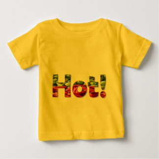 Green and Red Hot Pepper Shirt