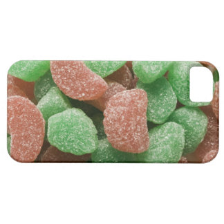 Green and red sugared candies iPhone SE/5/5s case