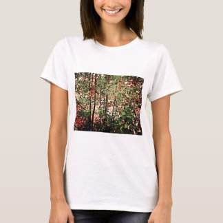 Green And Red Thicket T-Shirt