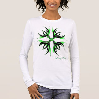 Green and Sweet Long Sleeve T-Shirt