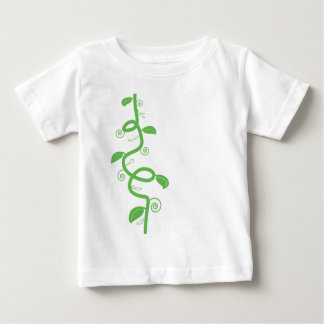 Green and the Beanstalk Baby T-Shirt