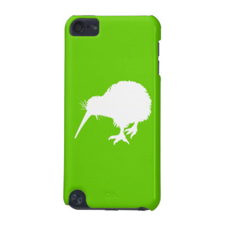 Green and White Kiwi iPod Touch 5G Covers
