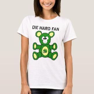 Green and Yellow Football Bear Shirt